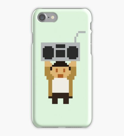 the Legend of Cusack iPhone Case/Skin
