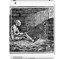 PRISONER JAIL CELL iPad Case/Skin