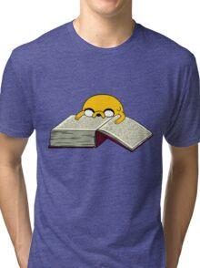 Jake Reading  Tri-blend T-Shirt