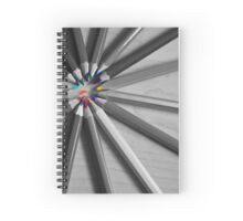 Selective Pencils Spiral Notebook