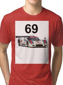 Martini Lanci LC2 69 Tri-blend T-Shirt