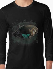 A Hylian and a Wolf Long Sleeve T-Shirt