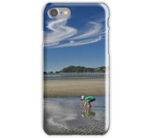 Playing in the Cloud iPhone Case/Skin