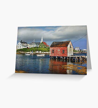 Prospect, Nova Scotia Greeting Card