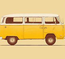 Yellow Van by speakerine
