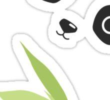 Cute Cartoon Kawaii Panda Sticker