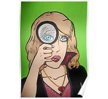 Broken Hearted Detective Poster
