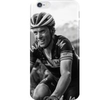 Sylvain Chavanel (IAM Cycling) iPhone Case/Skin