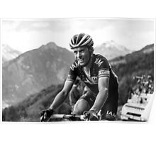 Sylvain Chavanel (IAM Cycling) Poster