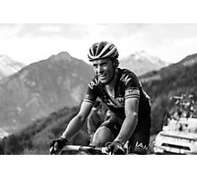Sylvain Chavanel (IAM Cycling) Photographic Print