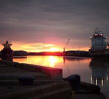 SUN BLUR by sailing
