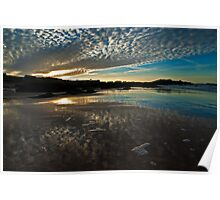 Reflected Sky Poster