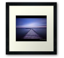 West Kirby II Framed Print