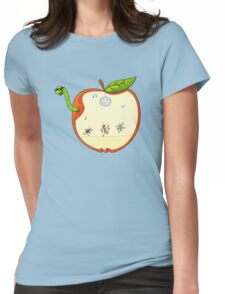 Boogie Fruit Womens Fitted T-Shirt