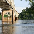 O&#x27;Neal Bridge.... Florence, Alabama by DebbieCHayes