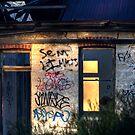 Light Through the Window... by GerryMac