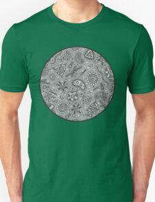 Microbes - Grey / Gray Unisex T-Shirt