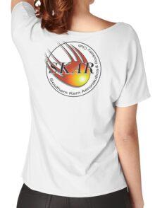 SKAR Logo Women's Relaxed Fit T-Shirt