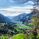 Sankt Leonhard. South Tirol. by Daidalos