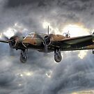 Bristol Blenheim On Finals - HDR by Colin  Williams Photography