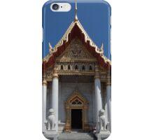 Buddhist temple Bangkok iPhone Case/Skin