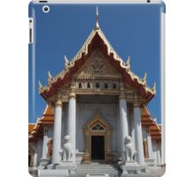 Buddhist temple Bangkok iPad Case/Skin