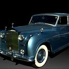1958 Rolls Royce Silver Cloud II 4 Door Sedan by TeeMack