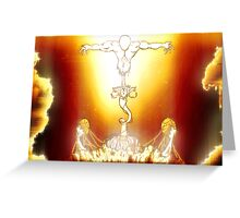 Insurrection Greeting Card