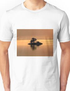 """And The Fog Rolls In"" Unisex T-Shirt"