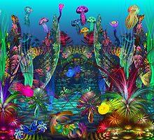 The Happy Apo Reef by wolfepaw