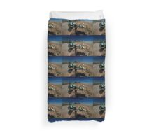 Olympic Highway Tractor Letterbox,Australia Duvet Cover