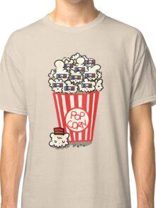 3D Popcorn Classic T-Shirt