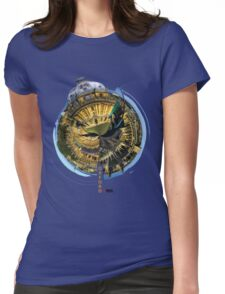 Oxford ORB Womens Fitted T-Shirt