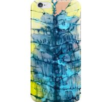 Watercolor Blue iPhone Case/Skin
