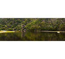 Tidal River in Flood Photographic Print