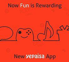 Play Games Online  Redeem Point Free Recharge Shopping Food Coupons - YePaisa by naveenkumar50