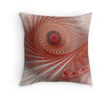 Terra-cotta Throw Pillow