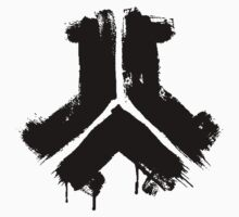 Defqon 1 2013 - Weekend Warriors - Logo 1 - Black Kids Clothes