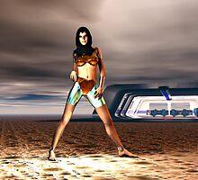 Cyborg.......... Kyle Z101........... by Godwin Jacob D'Souza