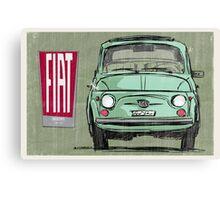Cinquecento_poster Canvas Print