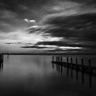 Watkins Bay, Mornington Peninsula  by Christine  Wilson Photography