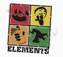 """""""Elements of HipHop"""" by Flo360"""