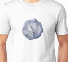 Blue Crystal I Unisex T-Shirt