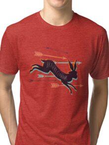 Bravery Flavour Tri-blend T-Shirt