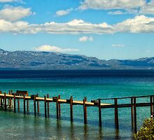 Lake Tahoe  by pat gamwell