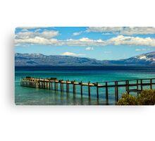 Lake Tahoe  Canvas Print