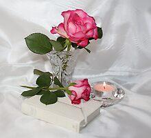 Rose Still Life by AnnDixon