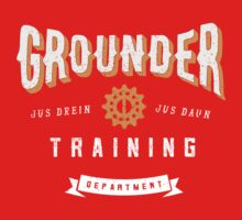 Grounders Training Dept. by geekmonkey