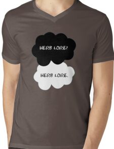 Herb Lore - Markiplier Mens V-Neck T-Shirt