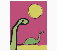 Brontosaurs Baby Tee